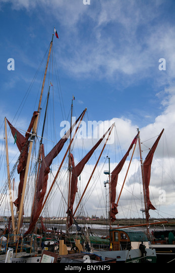 Spritsail Stock Photos Spritsail Stock Images Alamy