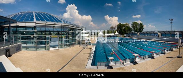 Olympic Swim Stadium Stock Photos Olympic Swim Stadium