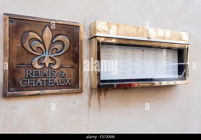 Relais chateaux stock photos relais chateaux stock images alamy - Www relaischateaux com creation ...