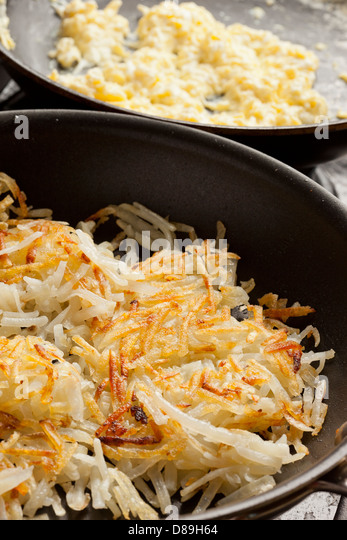 how to make hash browns from fresh potatoes