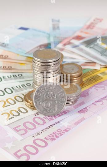 14 euro to sek