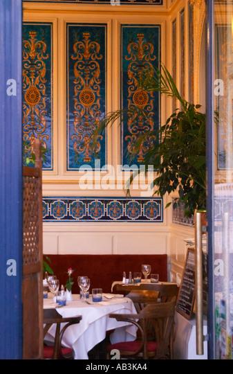 Restaurant la belle epoque stock photos restaurant la belle epoque stoc - Belle epoque interiors ...