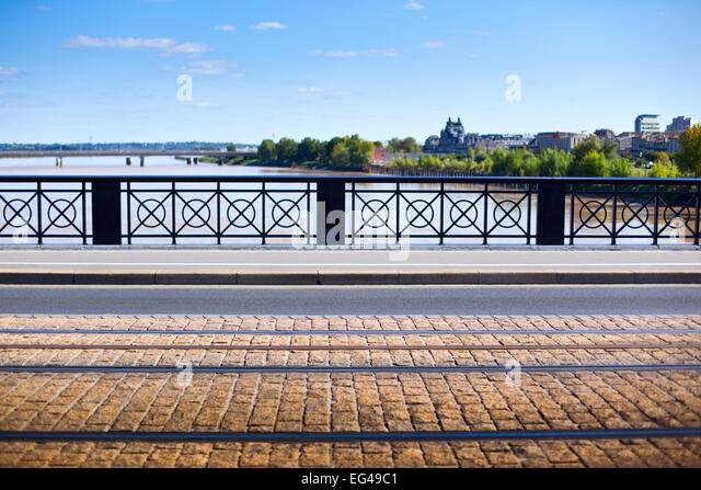 railway bridge france stock photos railway bridge france stock images alamy. Black Bedroom Furniture Sets. Home Design Ideas