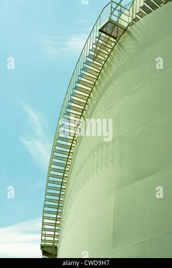 External Fire Escape Staircases Stock Photos Amp External