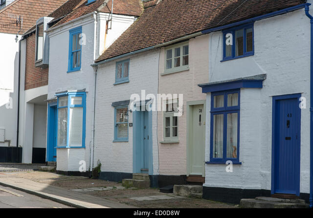 Emsworth United Kingdom  city images : ... Street, Emsworth, Hampshire, England, United Kingdom. Stock Image