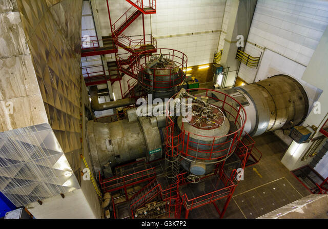 Natural Gas Combined Cycle Turbine Power Plant Employees