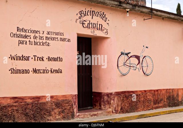biker shop mexico