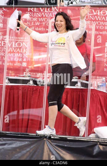 12th Annual Revlon Run Walk Women Stock Photos & 12th Annual ...