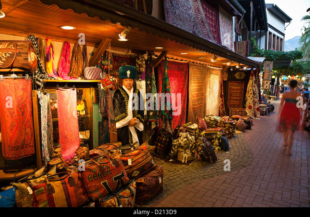 Traditional turkish costume stock photos traditional for Anatolia mediterranean cuisine new york