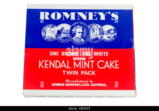 Kendal Mint Cake Tesco