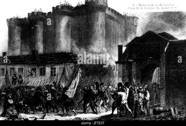 Storming Of Bastille Stock Photos  U0026 Storming Of Bastille