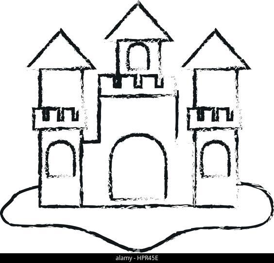 sandcastle clipart black and white. sand castle icon image stock sandcastle clipart black and white