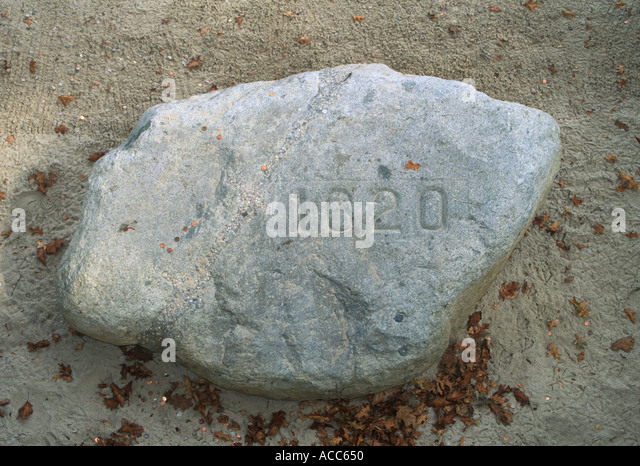 an analysis of the pilgrims landed on plymouth rock A rock at plymouth, massachusetts, on which the pilgrims who sailed on the mayflower are said to have stepped ashore when they landed in america in 1620 one of an american breed of medium-sized chickens, raised for meat and eggs.