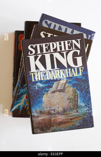 an analysis of the novel the dark half by stephen king It's a cruel, necessary housecleaning and one stephen king embarked on  the  dark half is the last book king wrote before he got clean.
