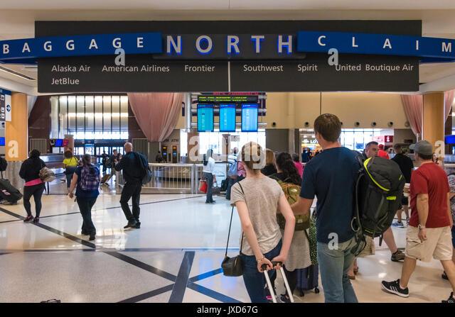 north terminal baggage claim at hartsfield jackson atlanta international airport the world s busiest airport