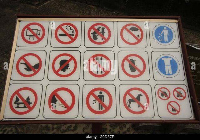 No Spitting Sign Stock Photos Amp No Spitting Sign Stock