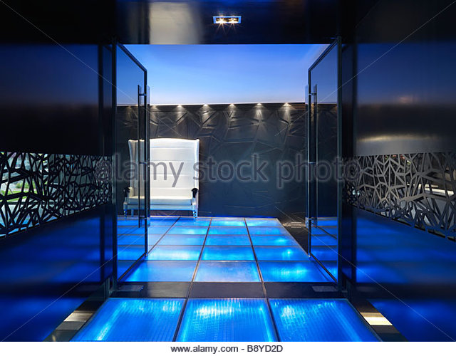 Double Doors Interior Stock Photos Double Doors Interior