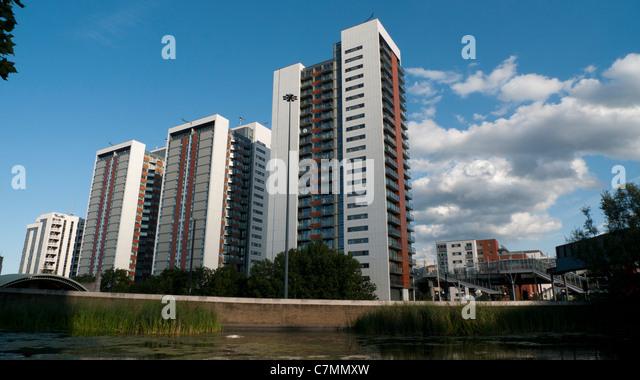 Apartment Buildings Near Islington Station