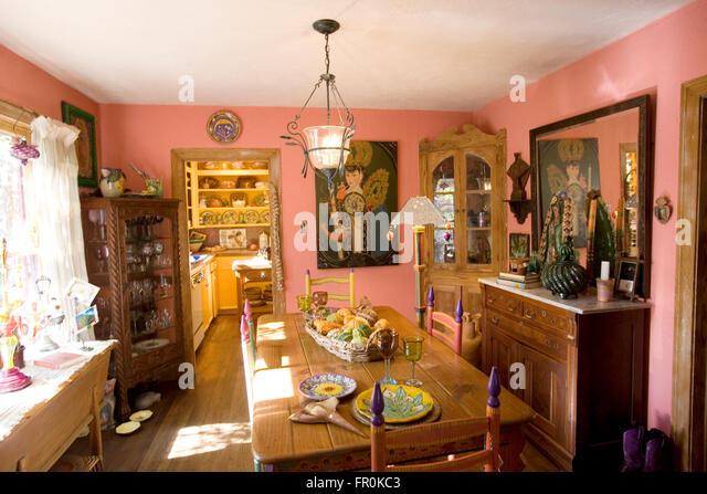 Author Lucinda Hutsonu0027s House In Austin, Texas   Stock Image