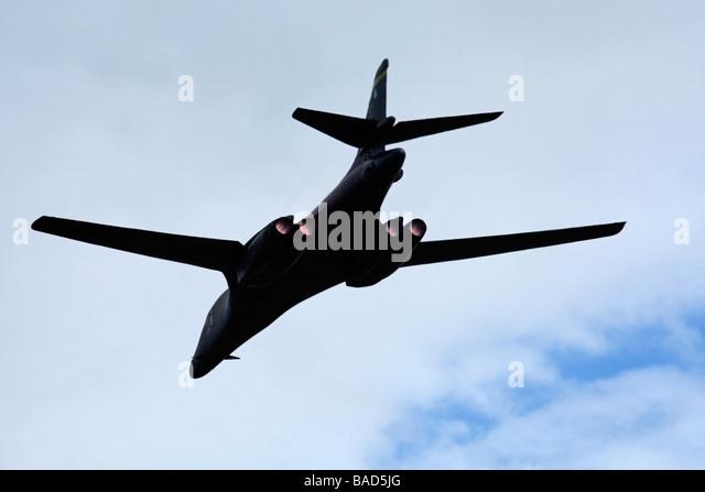 1b Lancer Bomber...B1 Lancer Supersonic