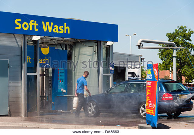 Co Op Automated Car Wash