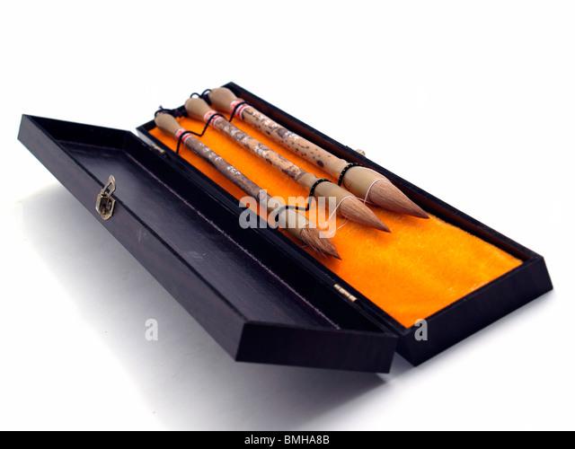 Calligraphy Brush Stock Photos Calligraphy Brush Stock