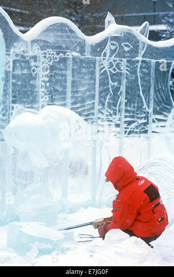 Ice saw stock photos images alamy