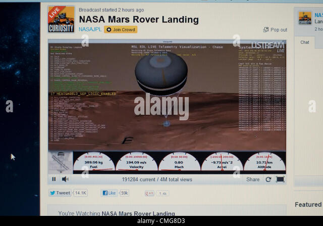 nasa mars rover live feed - photo #17