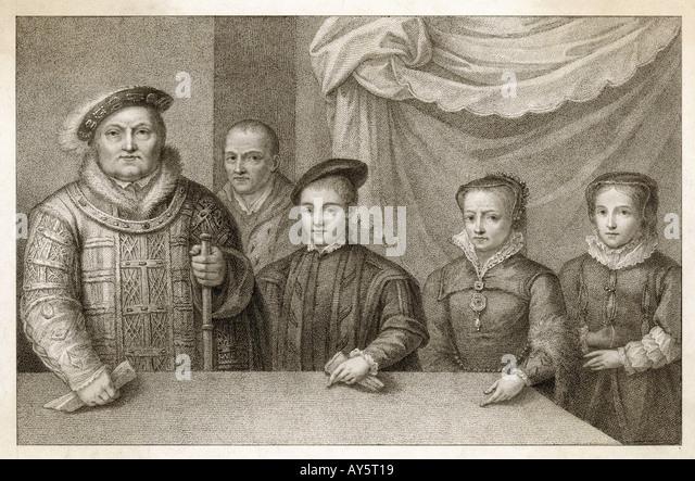 Tudor Family Stock Photos & Tudor Family Stock Images - Alamy