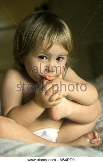 Baby Toes Mouth Stock Photos Amp Baby Toes Mouth Stock