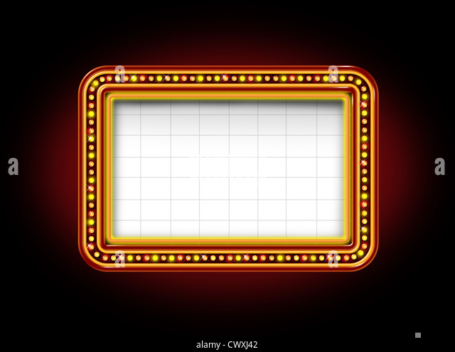 Theater Marquee Stock Photos & Theater Marquee Stock ...