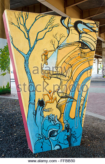 Wall mural dallas stock photos wall mural dallas stock for Dallas mural artists