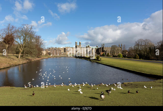 Stonyhurst College Lancashire Stock Photos & Stonyhurst College ...