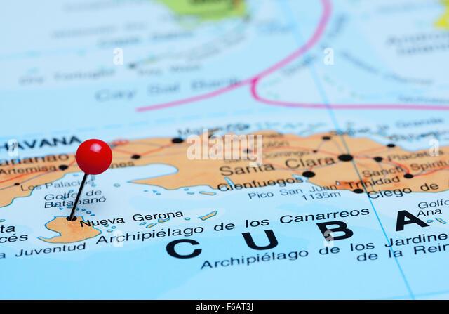 Isla de la Juventud and Nueva Gerona Cuba