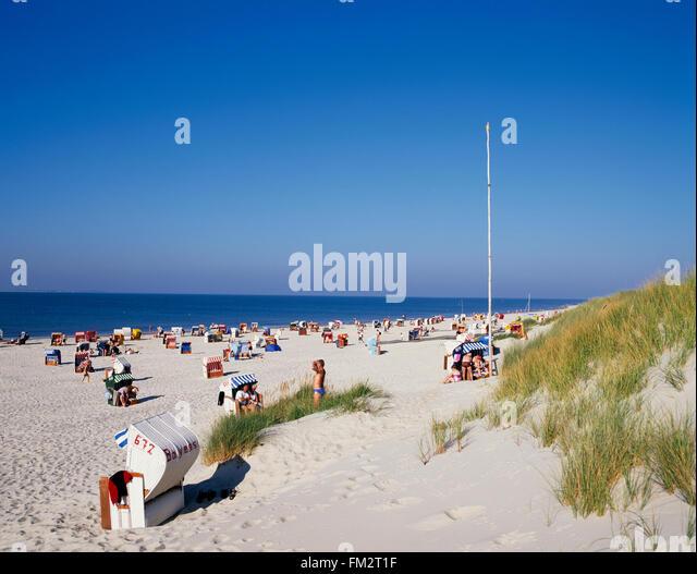Beach Amrum Stock Photos Amp Beach Amrum Stock Images Alamy
