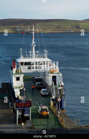 bressay bridge shetland