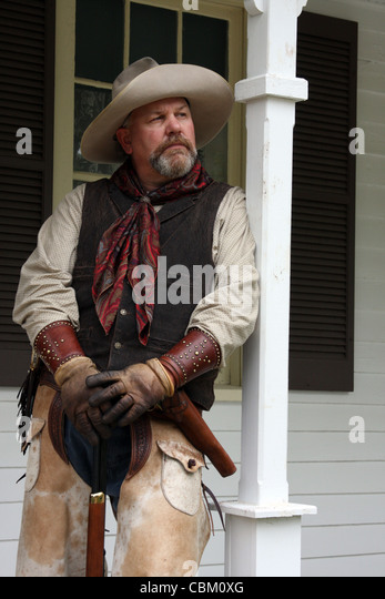 cowhide chaps stock photos cowhide chaps stock images