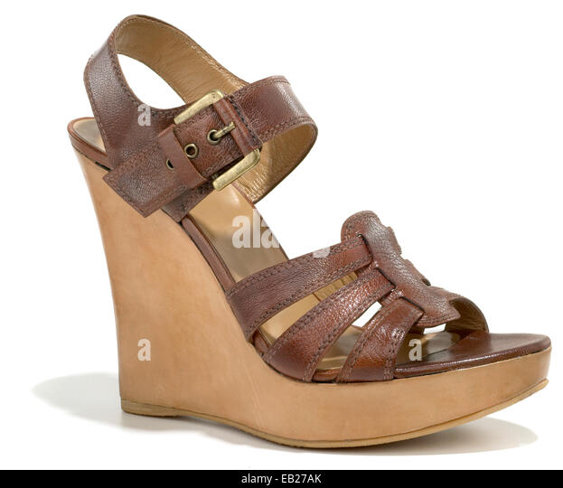 Wedge Shoe Stock Photos Amp Wedge Shoe Stock Images Alamy