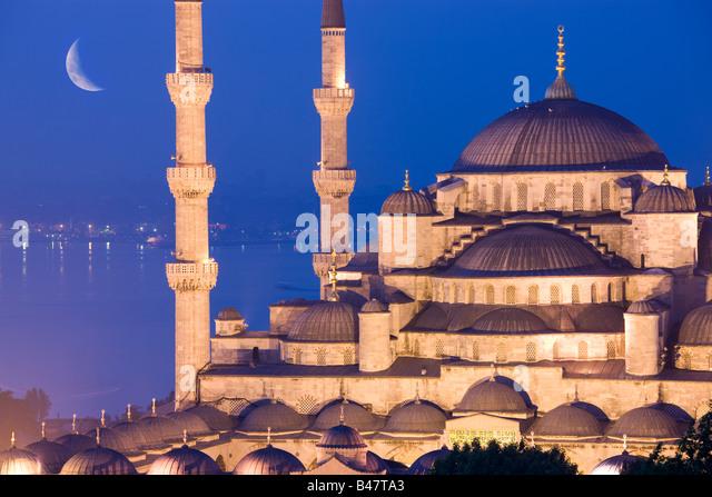 Islam Crescent Stock Photos Amp Islam Crescent Stock Images border=