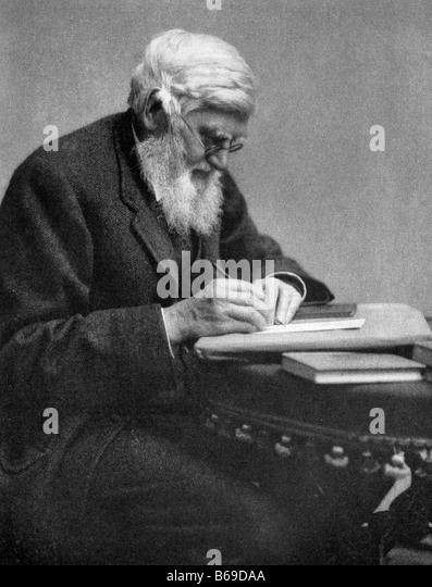 alfred russell wallace Alfred russel wallace, eminent naturalist and codiscoverer of the principle of  natural selection, was a major participant in the antivaccination.