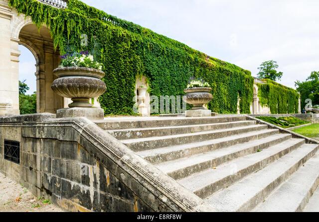 Jardin public bordeaux stock photos jardin public for Jardin publiques