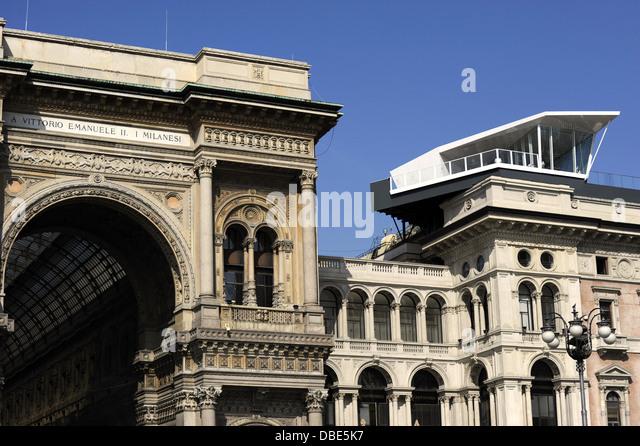 Modern Architecture Detail italian modern architecture stock photos & italian modern
