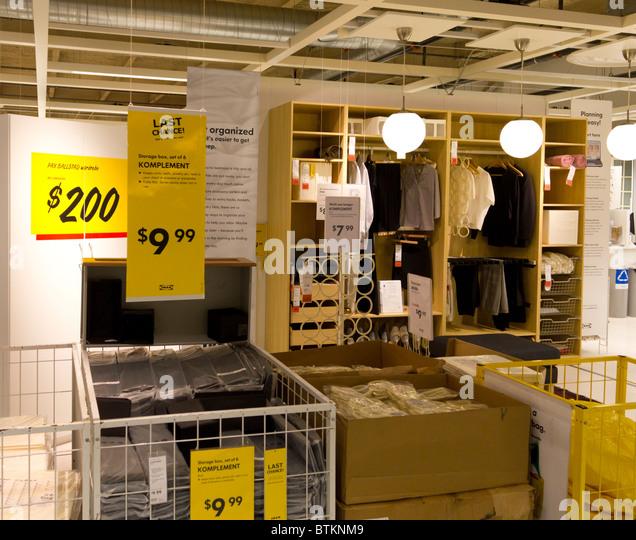 Ikea usa stock photos ikea usa stock images alamy for Ikea outlet charlotte nc