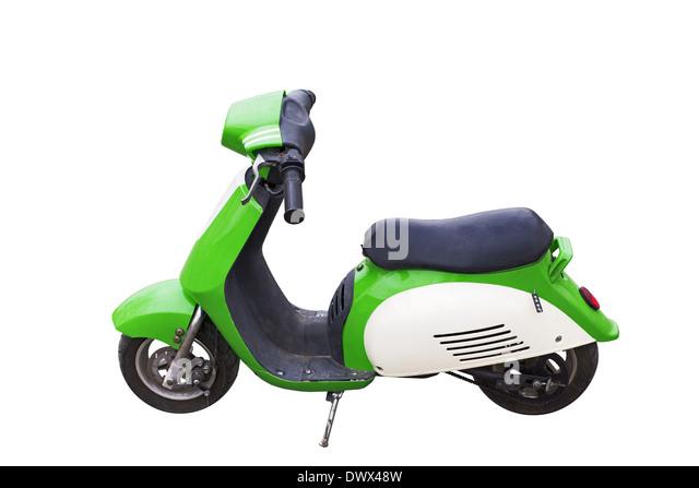 Wonderful Mini Motor Bike For Children, Trendy Vehicle   Stock Image