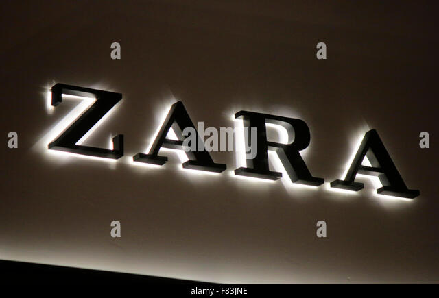 zara stock photos zara stock images alamy. Black Bedroom Furniture Sets. Home Design Ideas