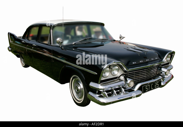 Old Dodge Car Cut Out Stock Images Pictures Alamy