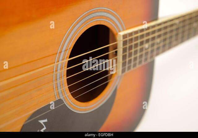 acoustic guitar cut out stock photos acoustic guitar cut out stock images alamy. Black Bedroom Furniture Sets. Home Design Ideas
