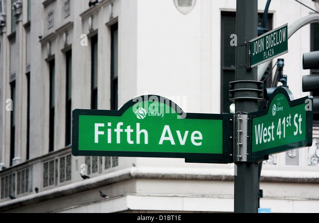 Find great deals on eBay for 5th ave sign. Shop with confidence.
