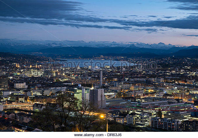 how to see the alps from zurich