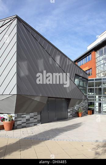 Metal Cladding Stock Photos Metal Cladding Stock Images Alamy